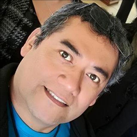 P. Ronald Arturo Aguirre Rojas