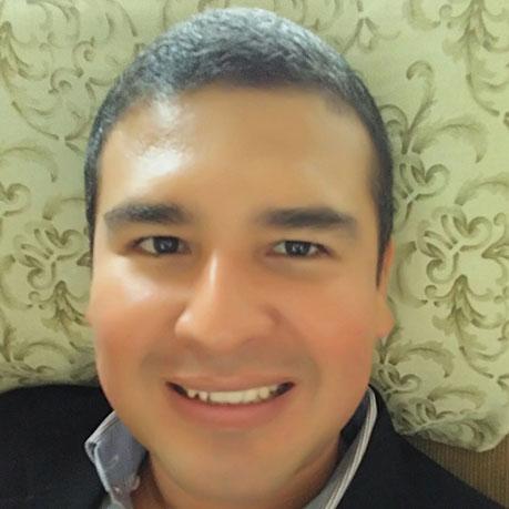 P. Carlos Armando Ramírez Álvarez. Párroco