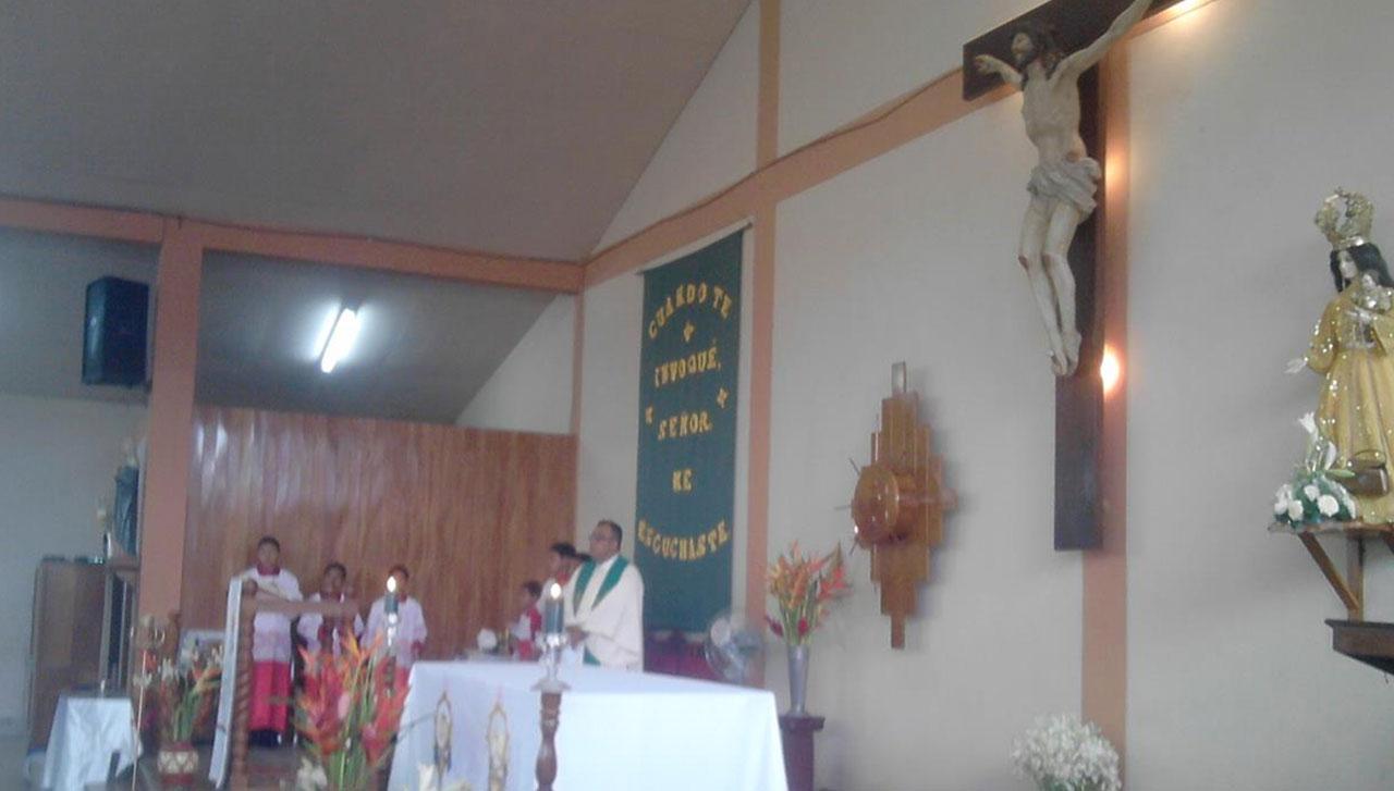 PARROQUIA VIRGEN MARÍA DE LOS REMEDIOS