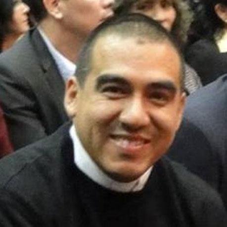 P. Pablo Roberto Romero Vargas