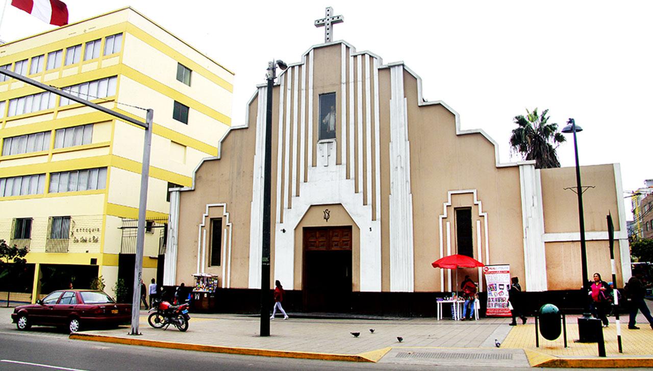 parroquia san vicente paul peru surquillo