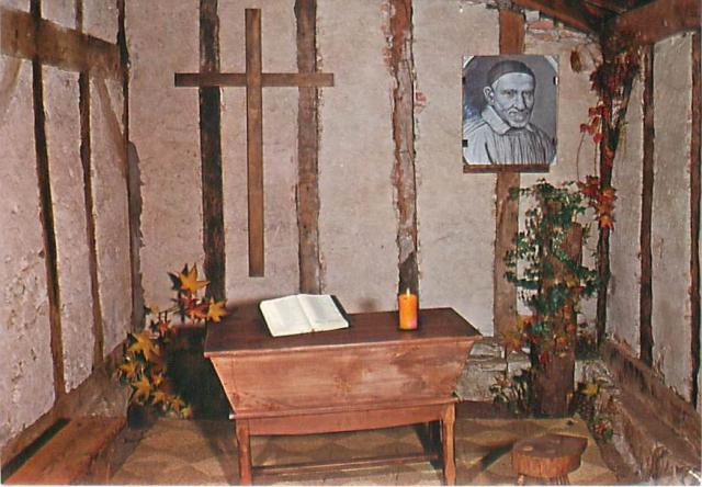 San Vicente De Paul sus comienzos
