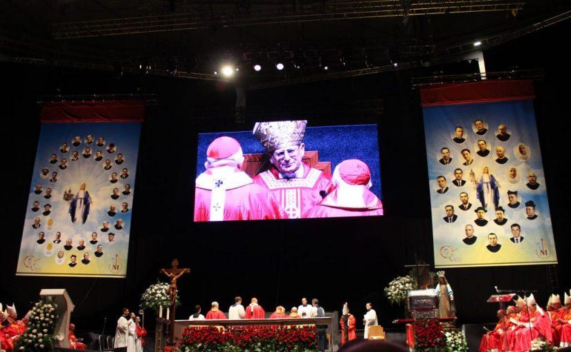 Videos de los momentos más importantes de la Beatificación de los 60 mártires de la Familia Vicenciana en España