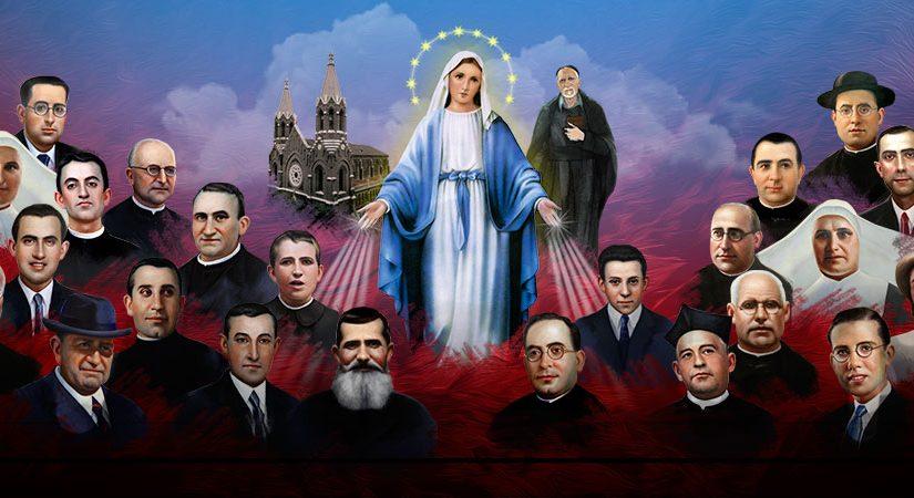 Video de presentación de los 60 Mártires de la Familia Vicenciana de la Guerra Civil Española