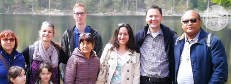 Visita de Amistad de la Parroquia San Miguel Arcángel de Acobamba, al Grupo PeruKreis de Partnerschaf (Alemania)