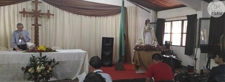 Asamblea del Vicariato Apostólico del Beni – Bolivia