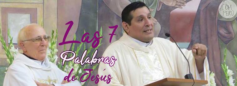 LAS 7 PALABRAS DE JESUS