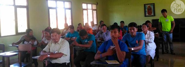 Inicio del cursillo de nuevos animadores en el Beni (Bolivia)
