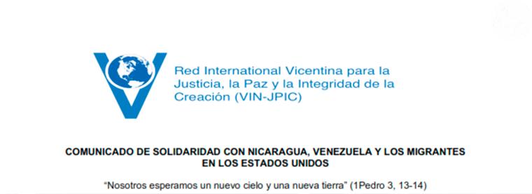Red Internacional Vicentina para la justicia