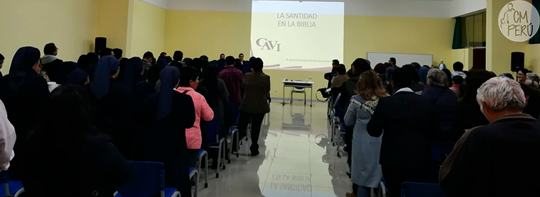 La Santidad en la Biblia – CAVI – Semana Vicentina