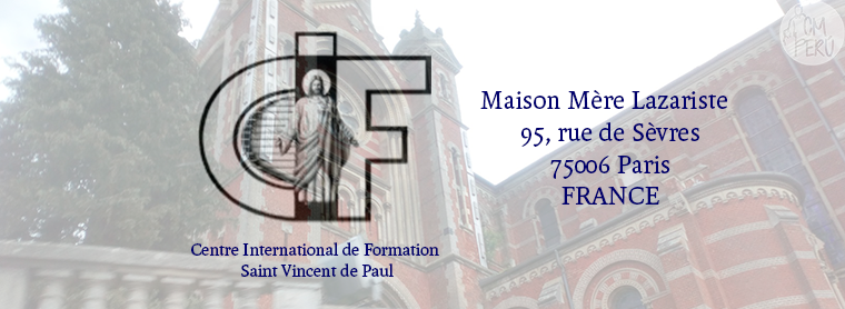 IV CIF MEETING OF THE VINCENTIAN FAMILY