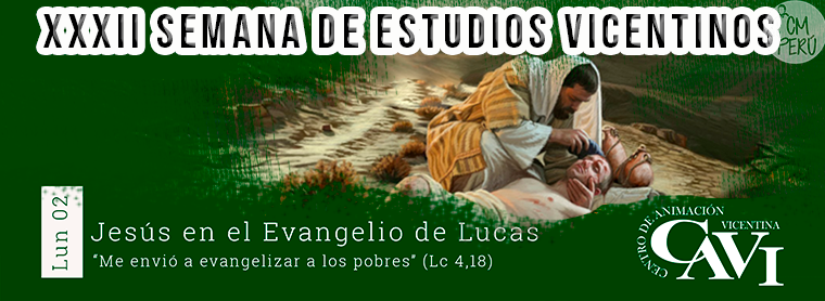 Jesús en el evangelio de san Lucas