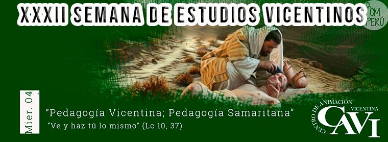 Pedagogía Vicentina – Samaritana
