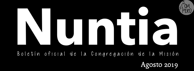 NUNTIA AGOSTO 2019