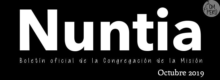 NUNTIA OCTUBRE 2019