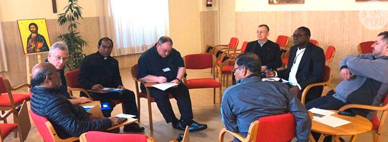 Crónica del Encuentro de Visitadores Roma, (24-25 de enero)