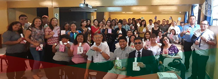 Inicio de actividades colegio San Vicente de Paúl – Surquillo