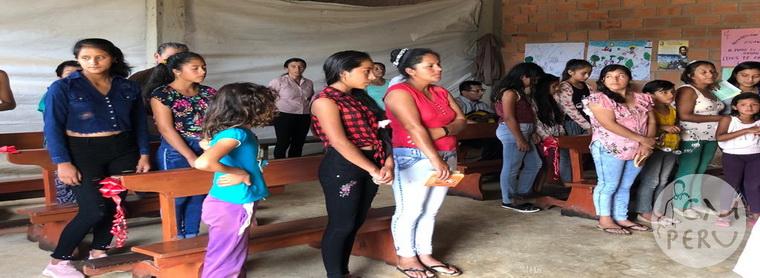 Misiones en Santa Rosa de Huallali