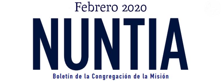 NUNTIA FEBRERO 2020