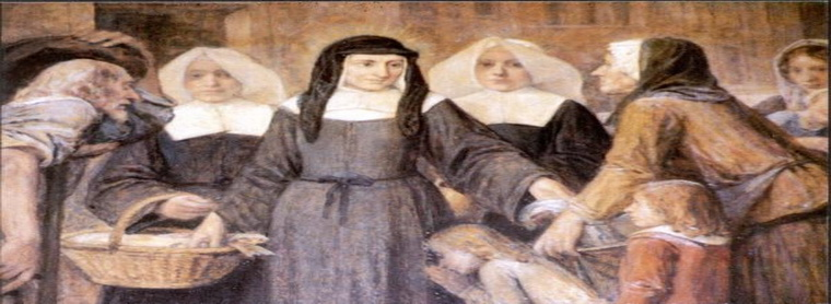 La espiritualidad de Santa Luisa, una espiritualidad para nuestro tiempo